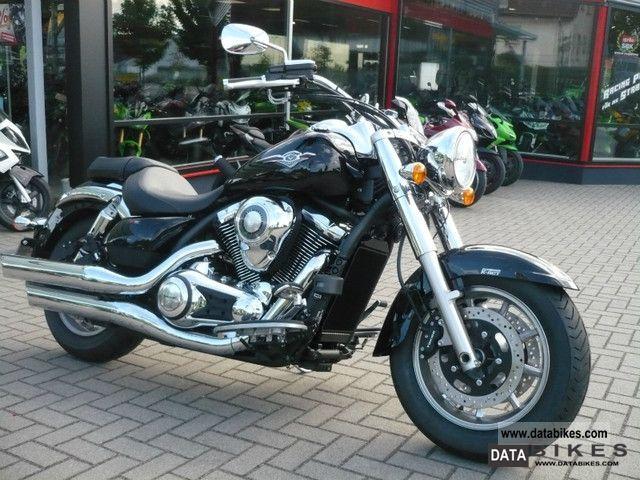 2012 Kawasaki  ABS VN1700 Classic Motorcycle Chopper/Cruiser photo
