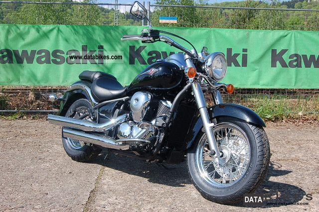 2011 Kawasaki  VN900 Classic Motorcycle Chopper/Cruiser photo