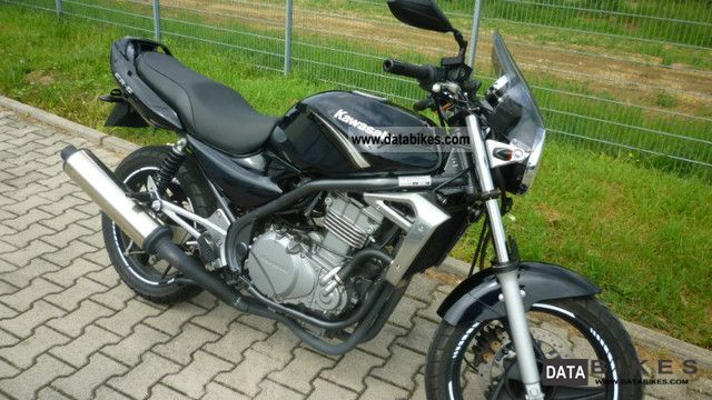 2005 Kawasaki Er 5 N
