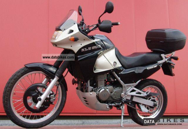 2003 Kawasaki  KLE 500! From 2 Hand! Well maintained vehicle! Motorcycle Enduro/Touring Enduro photo
