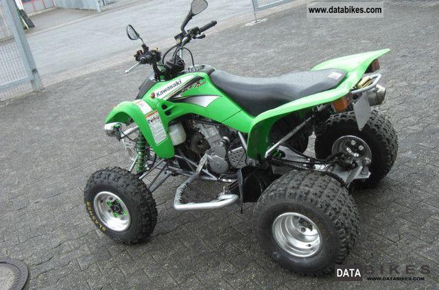2003 Kawasaki KFX 400 LTZ 400