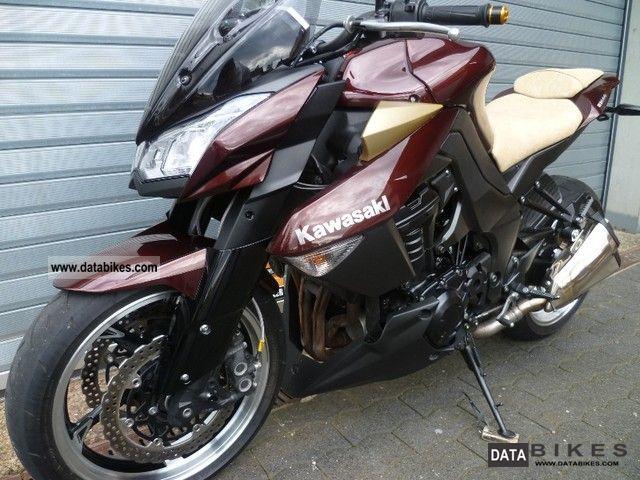 2010 Kawasaki Z 1000