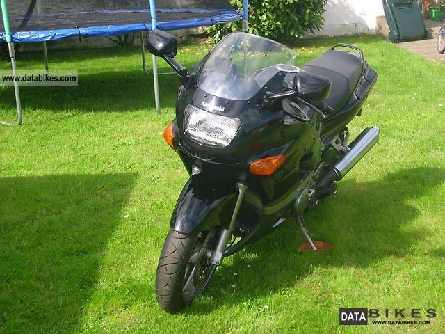 1998 Kawasaki ZX600-E