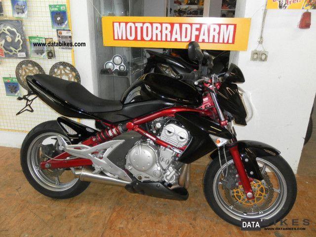 2006 Kawasaki  ER 6N with 25KW. Sports and pot.! Motorcycle Motorcycle photo