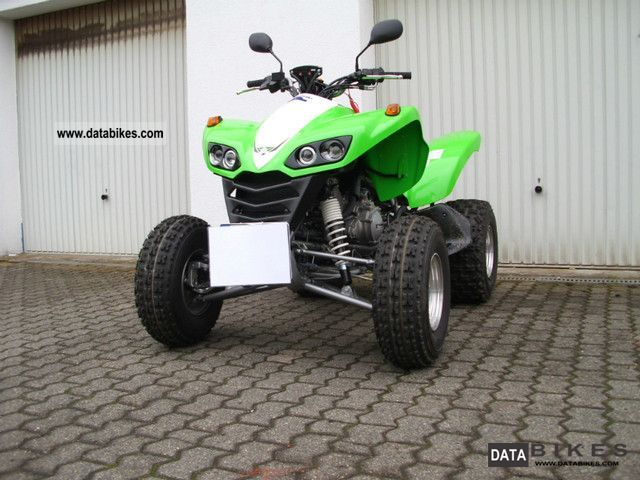 2011 Kawasaki  KFX 700 LOF approval presenter Motorcycle Quad photo