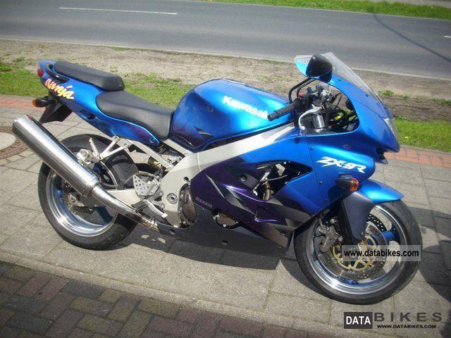 Bikez 1999 Kawasaki Zx 9 Kawasaki ZX R Ninja
