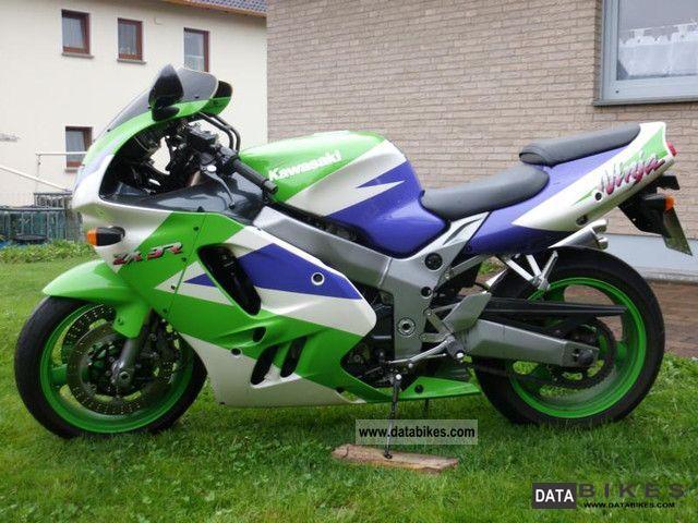 1995 Kawasaki  ZX9R Ninja 900b Motorcycle Sports/Super Sports Bike photo