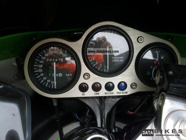 1995 Kawasaki Zx9r Ninja 900b