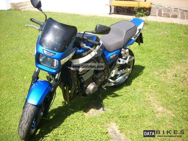 Kawasaki  ZRX1200R 2001 Motorcycle photo