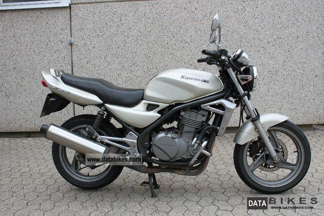 2002 Kawasaki  ER5 Motorcycle Naked Bike photo
