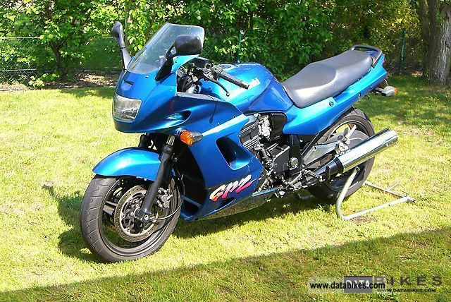 1996 Kawasaki  GPZ 1100 Motorcycle Sport Touring Motorcycles photo