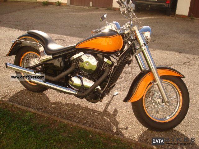2001 Kawasaki  VN 800 Motorcycle Chopper/Cruiser photo