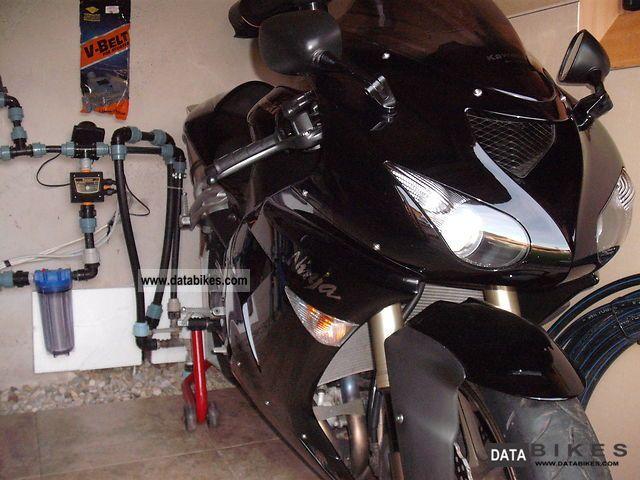 2007 Kawasaki  zx10r ninja Motorcycle Racing photo