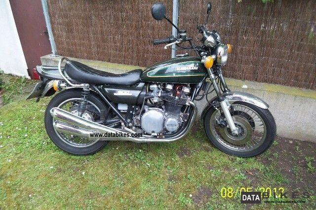1976 Kawasaki  Z1F900 Motorcycle Motorcycle photo