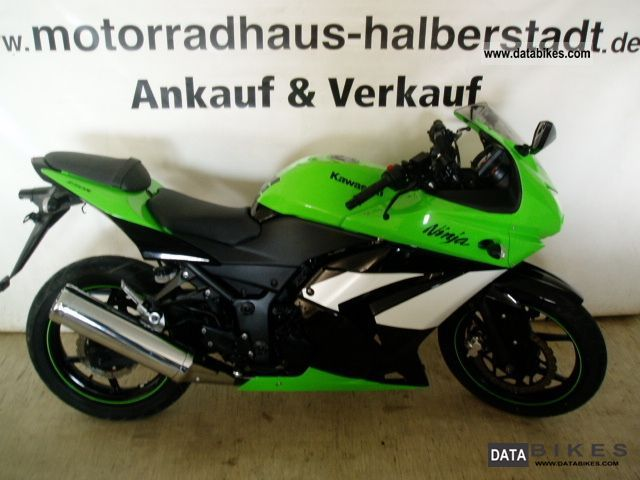 Kawasaki  Ninja 250, financing, 1 year warranty 2011 Sports/Super Sports Bike photo