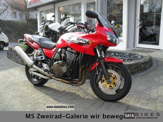 2005 Kawasaki  ZRX 1200 S Really nice condition Motorcycle Sport Touring Motorcycles photo