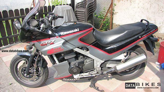1992 Kawasaki  GPZ 500 S Motorcycle Tourer photo