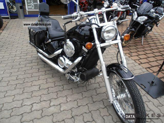 1999 Kawasaki  VN 800 A Motorcycle Chopper/Cruiser photo