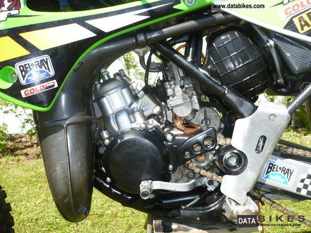 2010 Kawasaki KX 85 bullgear