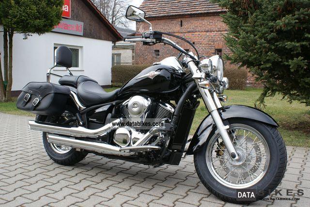 2012 Kawasaki  Vulcan 900 Classic Motorcycle Chopper/Cruiser photo