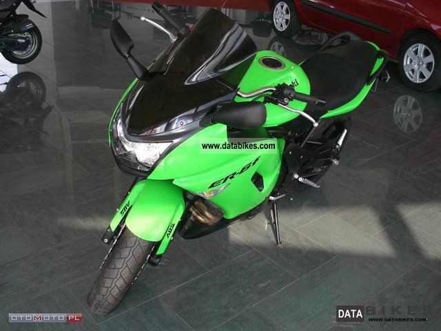 2008 Kawasaki  ninja 650 Motorcycle Other photo