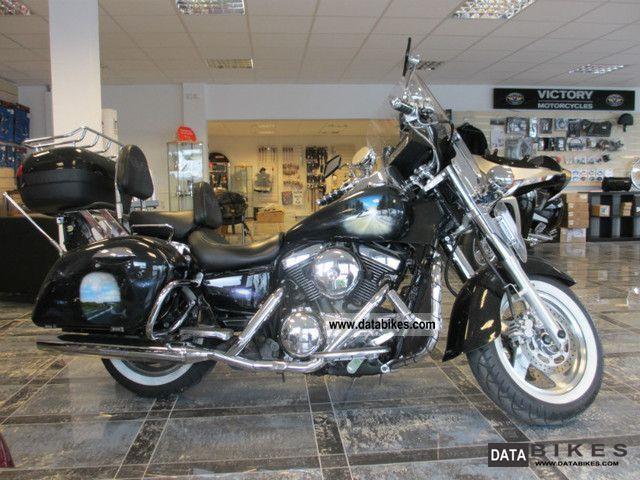 2003 Kawasaki  VN 1500 Classic Tourer Fi Motorcycle Chopper/Cruiser photo