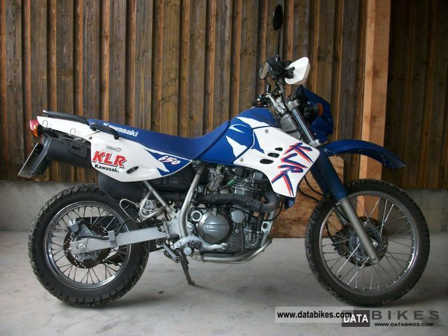 1998 Kawasaki  KLR 650 Motorcycle Enduro/Touring Enduro photo