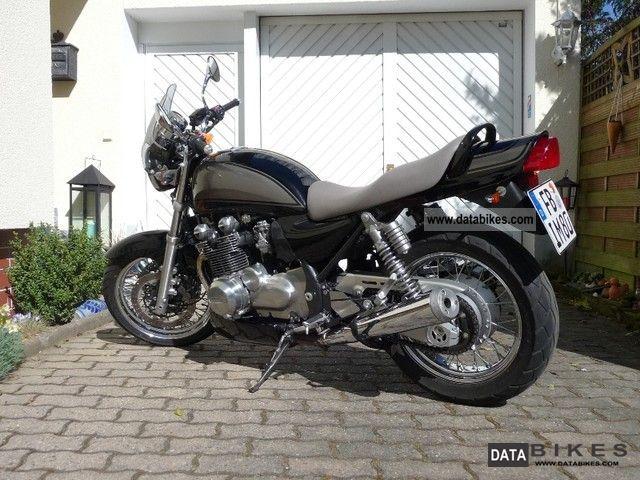 1999 Kawasaki  Zephyr Motorcycle Motorcycle photo