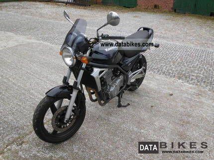 Kawasaki  ER500A (Fahrschulmot. throttled, with disc) 2004 Naked Bike photo