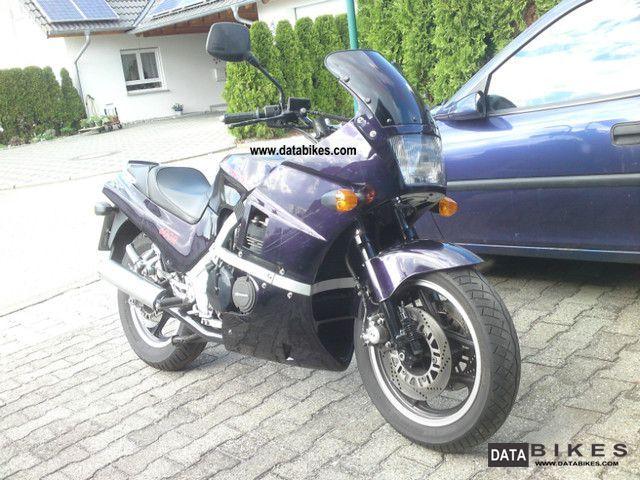 1986 Kawasaki  GPZ 600R TÜV again Technically Top Motorcycle Sport Touring Motorcycles photo