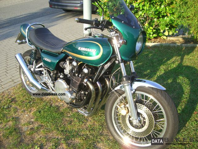 Kawasaki  Z1000 1975 Vintage, Classic and Old Bikes photo