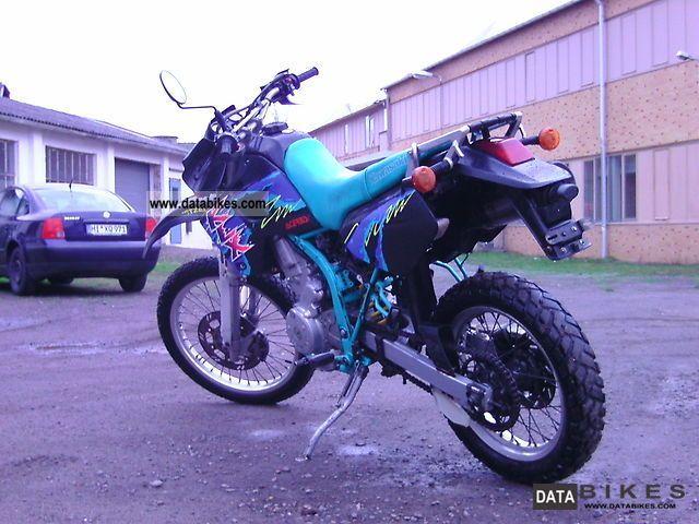 1995 Kawasaki  KLX 650 C Motorcycle Enduro/Touring Enduro photo