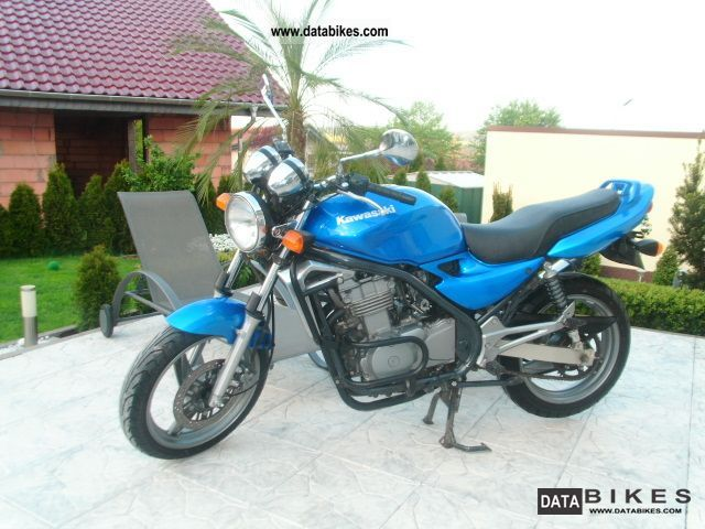 2003 Kawasaki  ER 5 Motorcycle Motorcycle photo