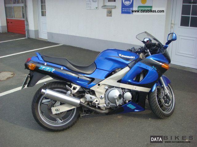 1993 Kawasaki  ZX600E Motorcycle Sports/Super Sports Bike photo