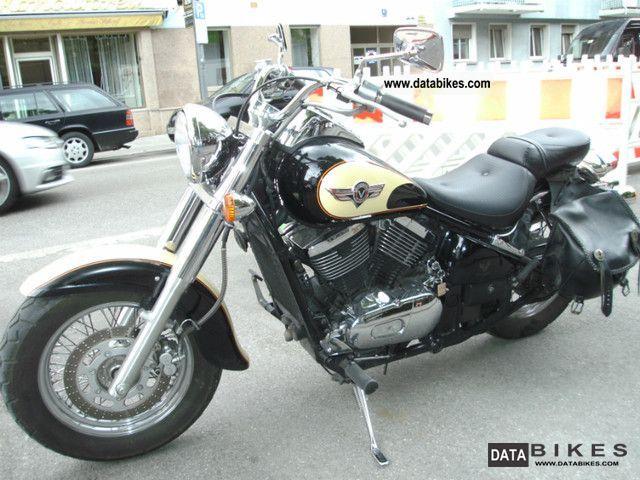 2000 Kawasaki  VN 800 Motorcycle Chopper/Cruiser photo