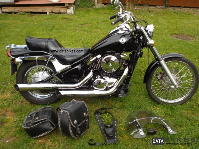 1995 Kawasaki  VN800A Motorcycle Chopper/Cruiser photo