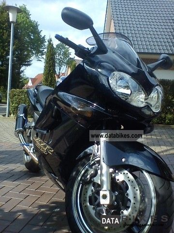 2003 Kawasaki  ZZR1200 Motorcycle Motorcycle photo