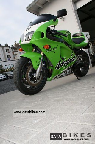 1999 Kawasaki  ZX-750 Ninja Edition Motorcycle Sports/Super Sports Bike photo