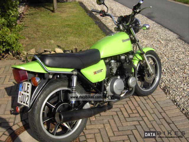 1983 Kawasaki  B Z 650 F4 Motorcycle Naked Bike photo