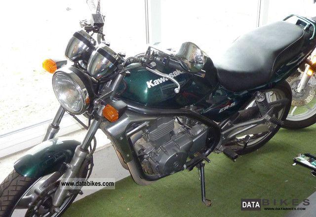 2000 Kawasaki  ER-5 ER 500 Twister A 25 kW Motorcycle Naked Bike photo