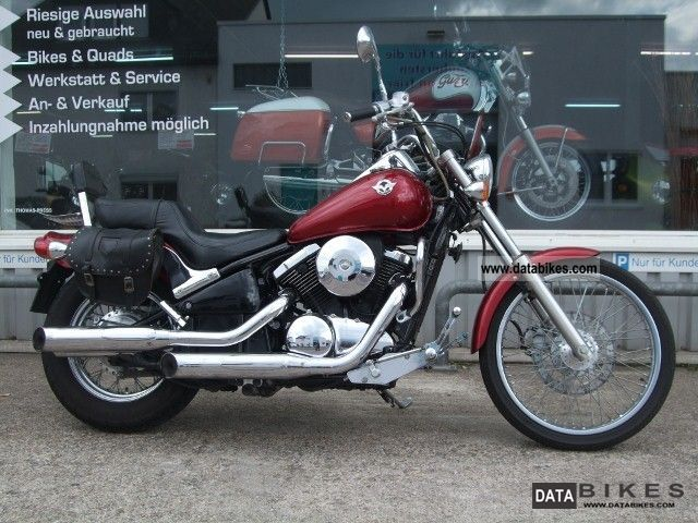 1995 Kawasaki  VN 800 Motorcycle Chopper/Cruiser photo