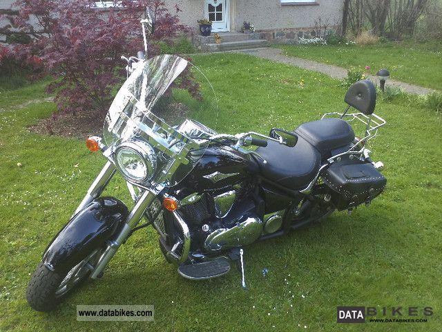 2008 Kawasaki  VN900 Classic Motorcycle Chopper/Cruiser photo