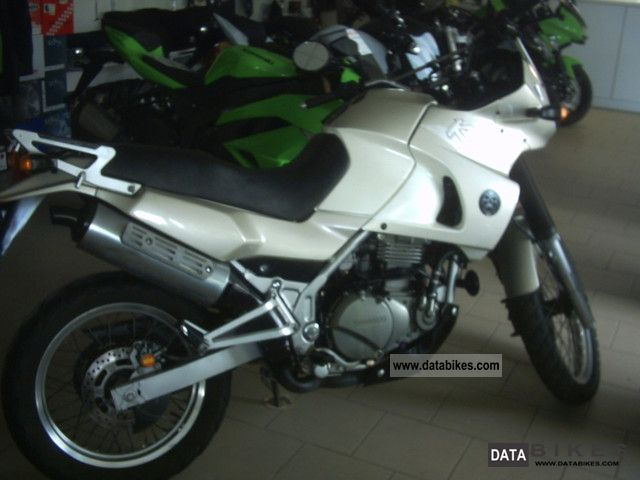 1999 Kawasaki  KLE 500 Motorcycle Enduro/Touring Enduro photo