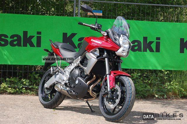 2012 Kawasaki  Versys Motorcycle Enduro/Touring Enduro photo