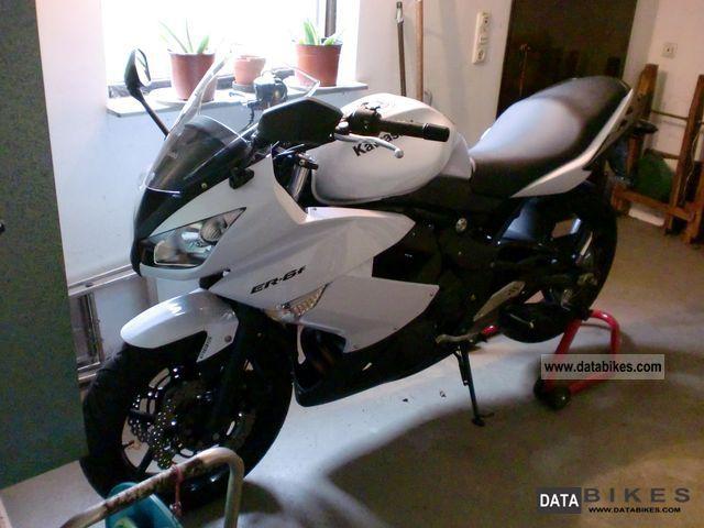 2010 Kawasaki  ER-6f Motorcycle Sport Touring Motorcycles photo