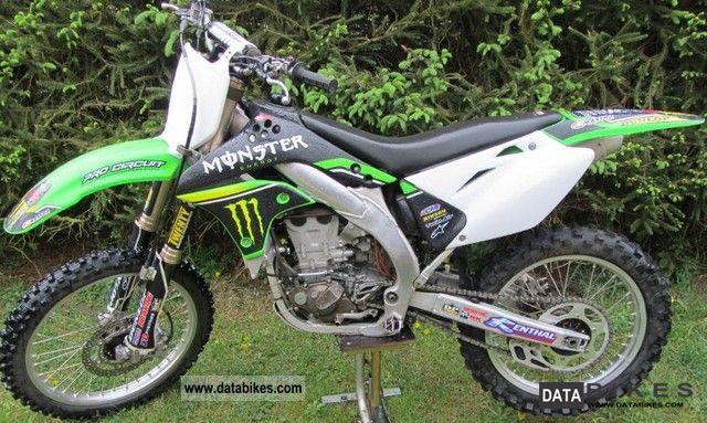 2008 Kawasaki  KXF 450 Motorcycle Rally/Cross photo