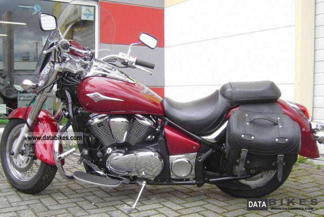 2007 Kawasaki  VN900 Classic Motorcycle Motorcycle photo