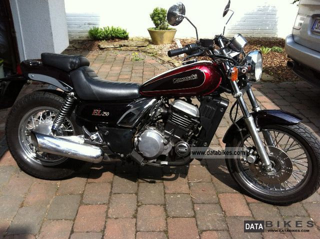 1993 Kawasaki  250 EL Motorcycle Chopper/Cruiser photo