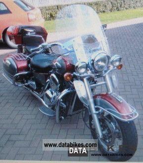 2001 Kawasaki  VN1500 Classic FI Motorcycle Chopper/Cruiser photo