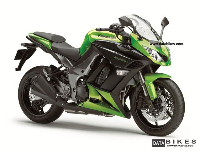 Kawasaki  Z1000SX ABS Model 2012 Handlers 2012 Sports/Super Sports Bike photo